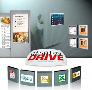 Display drive od firmy friendlyway