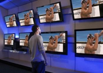 Digital signage - reklamní obrazovky
