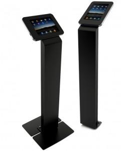 iPad info kiosk