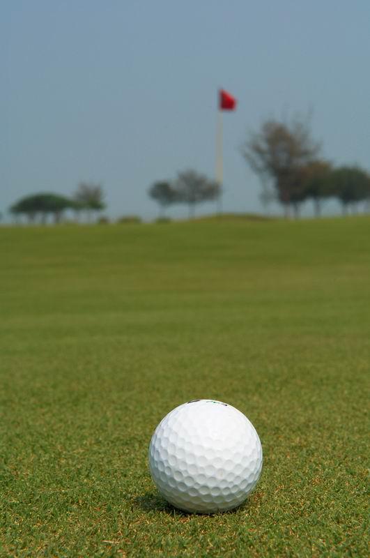 iPad aplikace pro golfová hřiště
