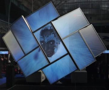 Digital signage - Sony screens