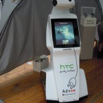 Prague City Festival - Robot Advee ve službách HTC