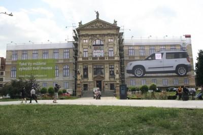 Dejte tvář muzeu
