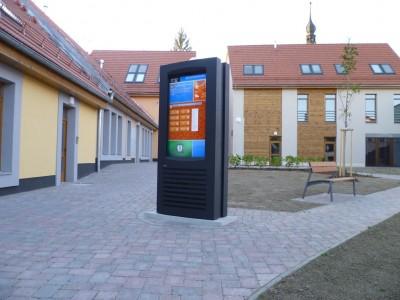 Totem imotion 52  - instalace Valašské Klobouky