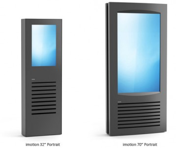 imotion: LCD outdoor displays