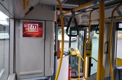 LCD v MHD - Pardubice