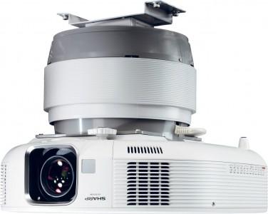 Otočný projektor SHARP_XG_SV200