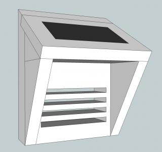 """imotion TABLE - 32"""" palcový venkovní LCD panel s dotykovou plochou"""