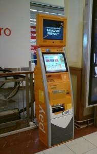 Platební terminál Pay+