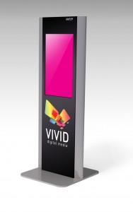 """Vnitřní LCD o velikosti 40"""""""